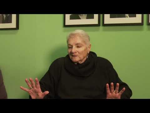 Margaret's Bio and start of Press Fine cut