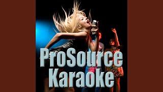 Kerosene (In the Style of Miranda Lambert)