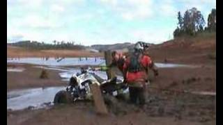 Quad stuck in mud - Harvey Dam???