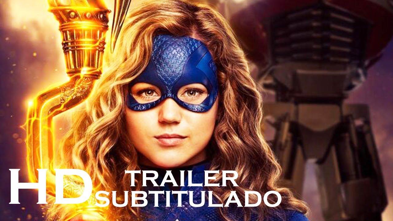 "Download Stargirl Trailer ""Justice Society"" SUBTITULADO [HD]"
