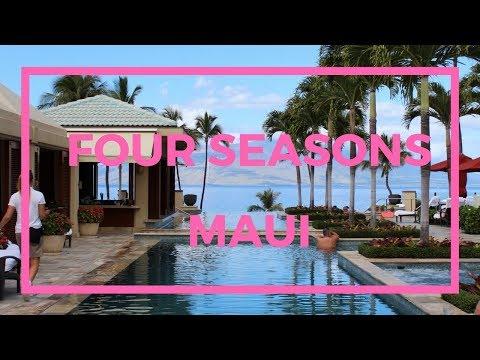 Four Seasons Maui Presidential Suite Tour