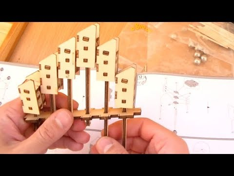 Amazing Wooden DIY Product. Handcrafted Marble Run ROLIFE You MUST See | FunPhotOK Channel 2018