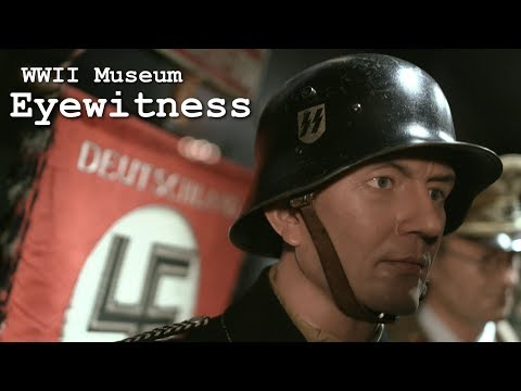 WWII Museum Eyewitness - An AMAZING collection you HAVE to s