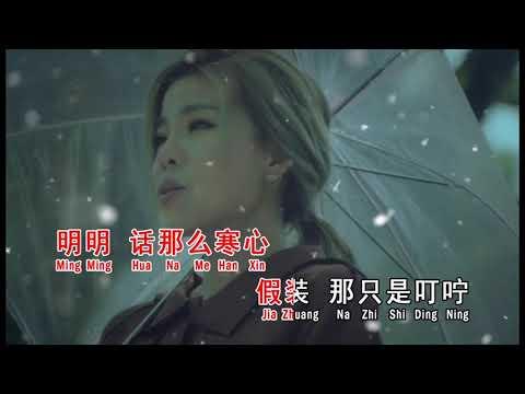 雪落下的聲音(MV) ~ 依文