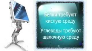 Здоровое питание  Принципы здорового питания  Раздельное питание  Диеты  Таблица совместимости продуктов EshZdorovo ru