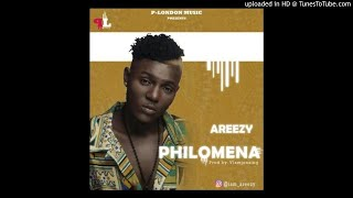Video Areezy – Philomena (OFFICIAL AUDIO 2017) download MP3, 3GP, MP4, WEBM, AVI, FLV September 2017
