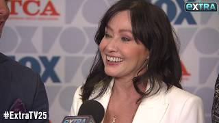 Shannen doherty opens up about cancer battle: 'time is precious'