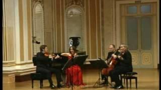 QUARTET CASALS. Haydn op.33 n.2 (1st part)