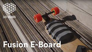 Fusion E-Board - 3D Hubs x HP