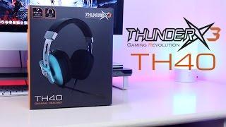 THUNDERX3 TH40, Mejores cascos Gaming Calidad precio 2017