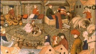 Торговля в Средневековье