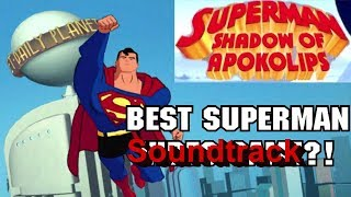 Superman Shadow of Apokolips Soundtrack PS2