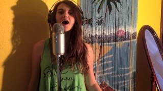 Colbie Caillat - Christmas In The Sand [Cover by Korinna Simone]