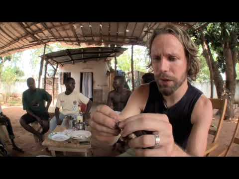 Madventures West Africa - Mad Cook meets the Cat