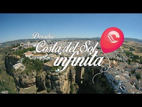 Costa del Sol Infinita. Paseo del Parque (Málaga)