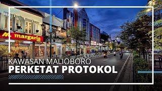 Kawasan Wisata Malioboro Jogja Bakal Terapkan Protokol Pencegahan Covid 19 dengan Ketat