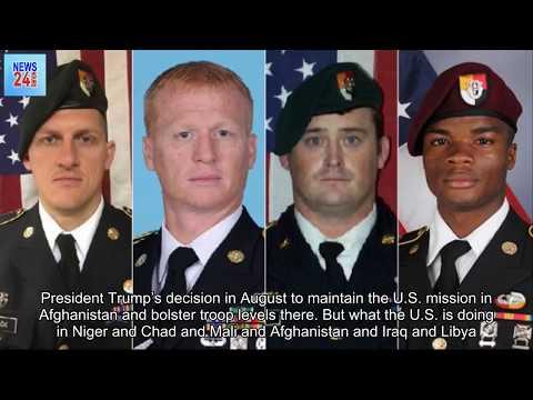 Deaths of US soldiers in Niger restart debate about military involvement post Vietnam