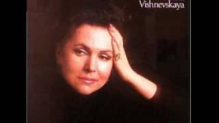 Galina Vishnevskaya To bilo ranneyu vesnoi-Tchaikovsky
