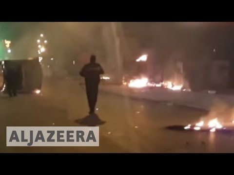 Tunisian police, protesters clash as unrest continues 🇹🇳