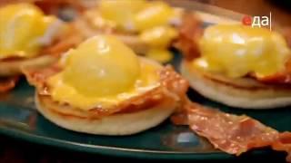 Яйца Бенедикт -пошаговый рецепт: Рецепт от Гордона Рамзи
