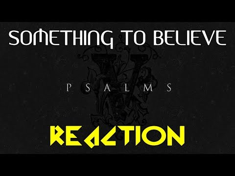 Hollywood Undead - Something To Believe REACTION | BethRobinson94