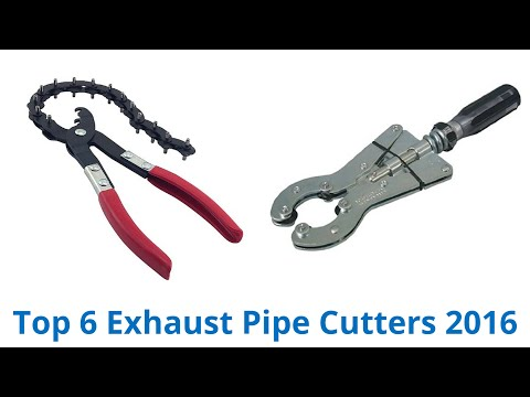 6 Best Exhaust Pipe Cutters 2016