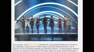 Super Junior gets the first positions (surveys)  In Peruvian Radio  - Teen Top