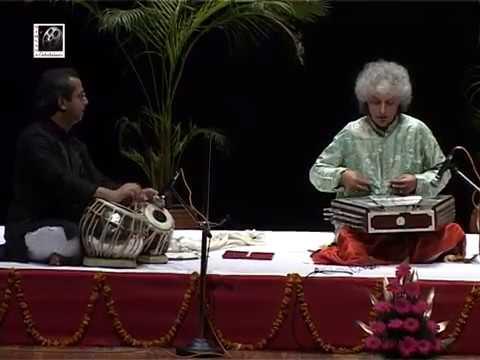Pandit Shiv Kumar Sharma I Santoor I Pt Yogesh Samsi Tabla Live I Indian Classical Raga