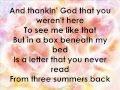 Taylor swift tim mcgraw with lyrics mp3