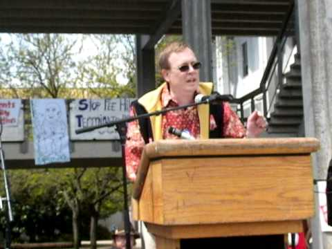 Take Class Action Rally-SSU-Dave McCuan