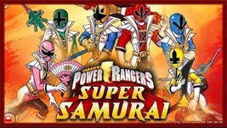 Power Rangers Samurai: Super Samurai - Power Rangers Games