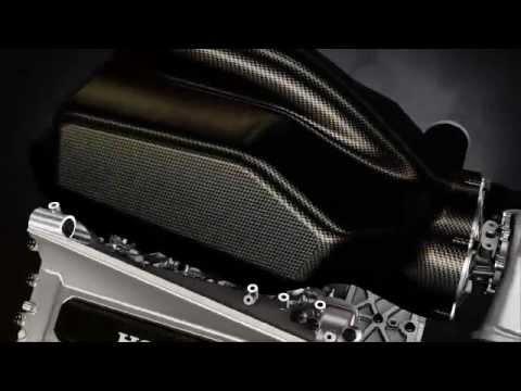 Honda Formula 1 2015 Engine