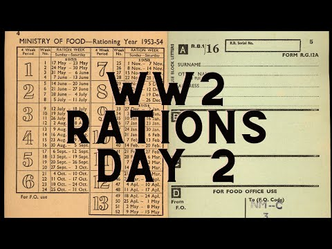 Rations Day 2 (2021)
