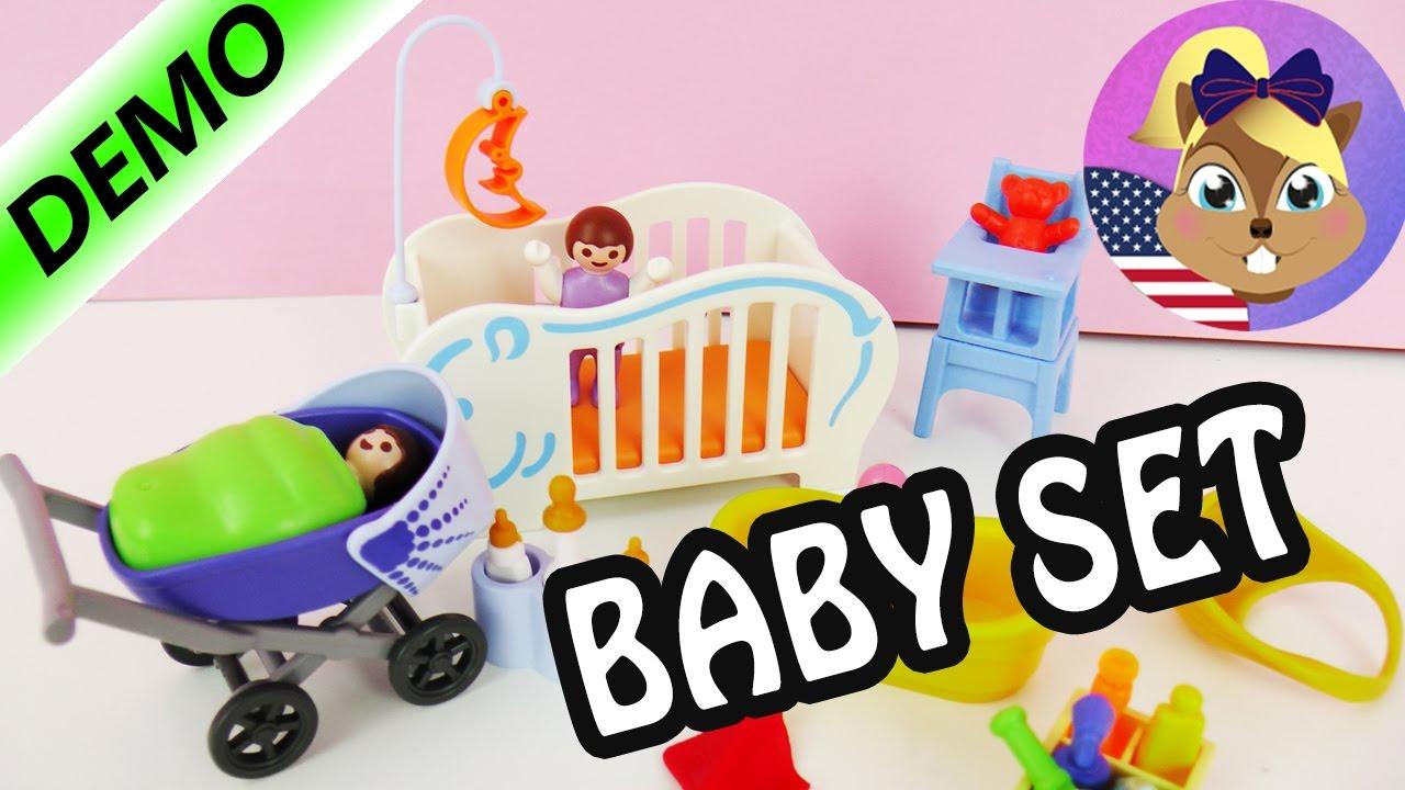 Playmobil Playmobil Baby Set Playmobil 6226 Baby