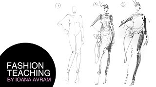 How to draw a fashion sketch like a pro Thumbnail