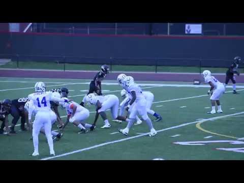 Eddie Cao Colts Vs. Bulldogs Highlights