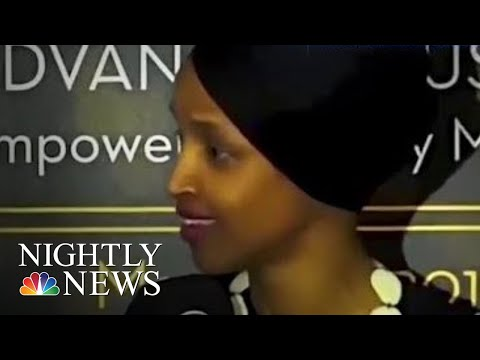 Ilhan Omar Says More Death Threats Have Come Since Trump's Tweet | NBC Nightly News