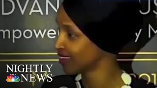 Ilhan Omar Says More Death Threats Have Come Since Trump's T…
