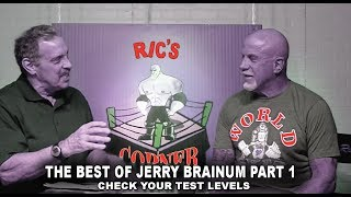 Best of Jerry Brainum Part 1 - Checking Your Test Levels