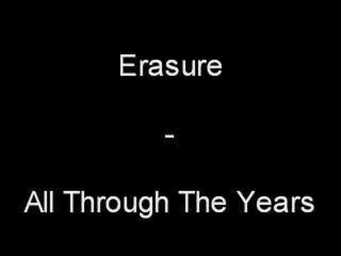 Erasure - All Through The Years mp3