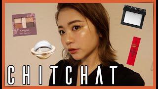 CHITCHAT!Vol.154!新しいコスメでメイクする!【KATE】【キャンメイク】【NARS】【ZEESEA】