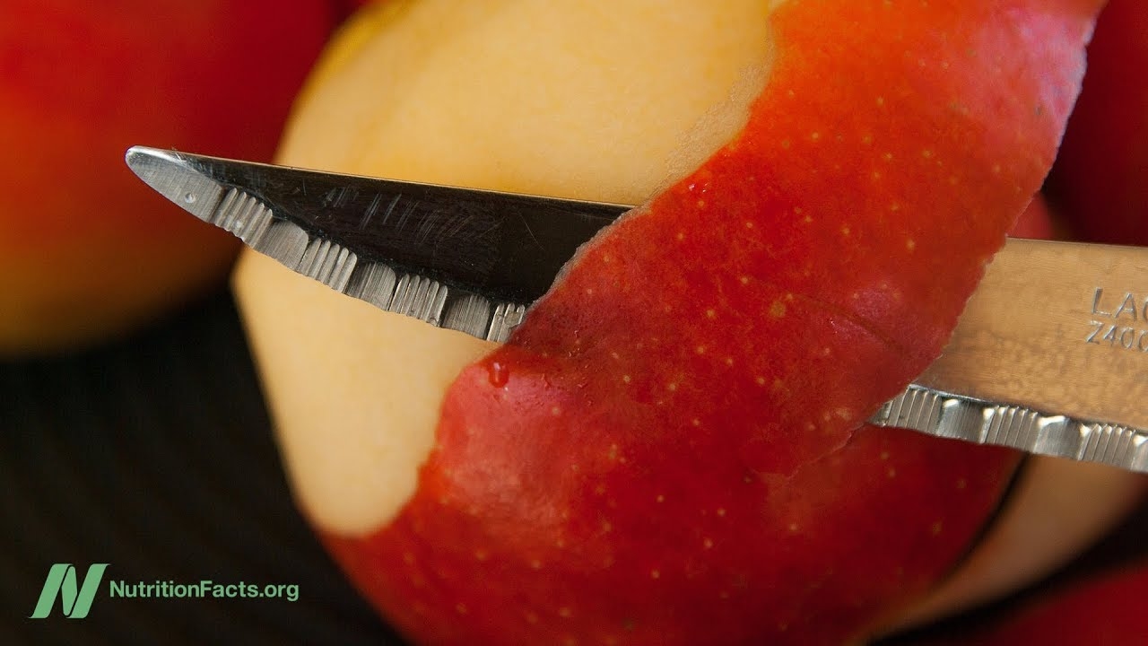 Apple Peels Put to the Test for Chronic Joint Pain