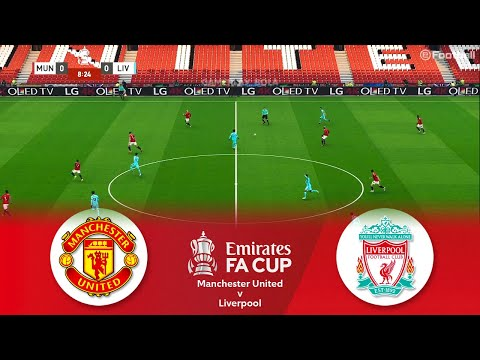 Manchester United v Liverpool | Emirates FA Cup 2020-21 | Fourth Round