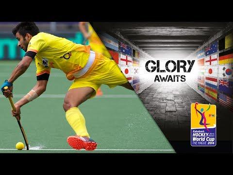 India vs Korea - Men's Rabobank Hockey World Cup 2014 Hague 9th/10th Place [14/6/2014]