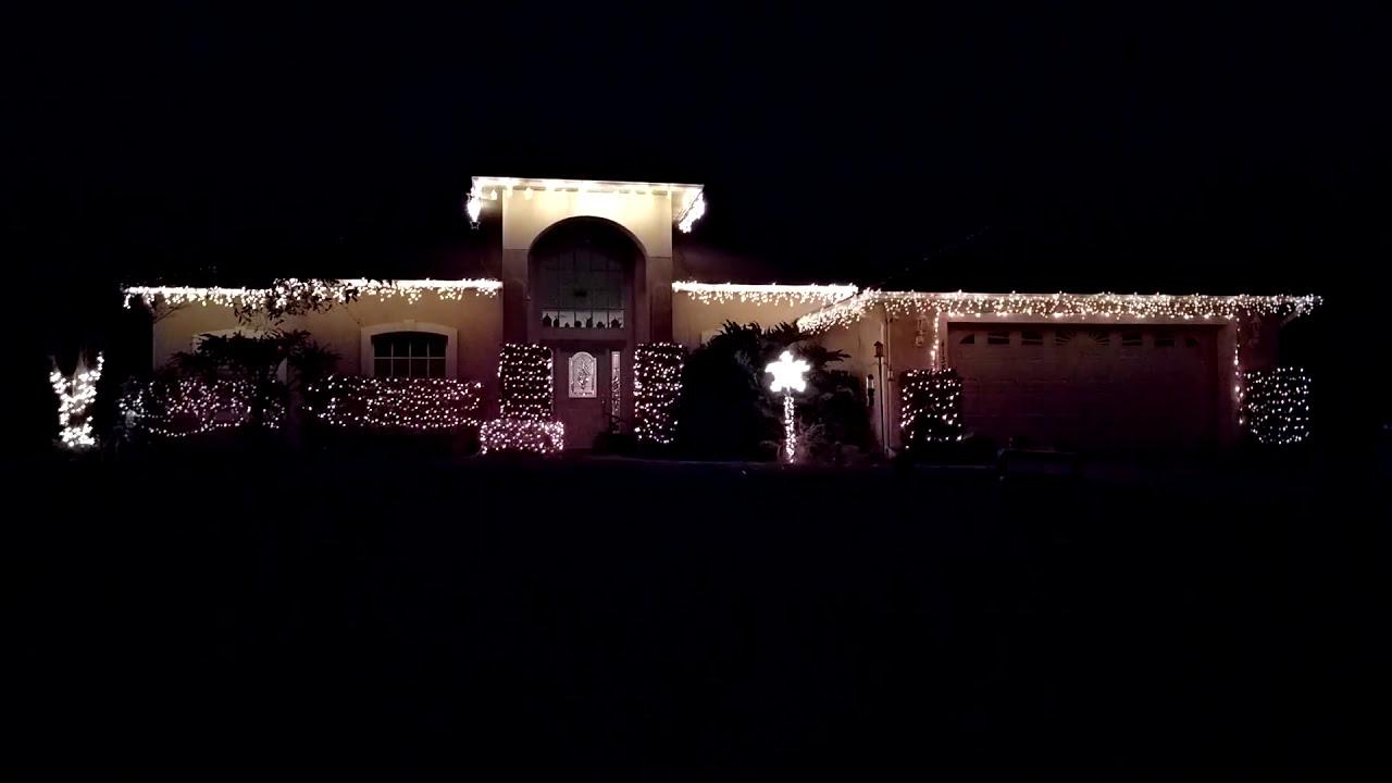 Christmas Lights - Mannheim Steamroller - Joy to the World - YouTube