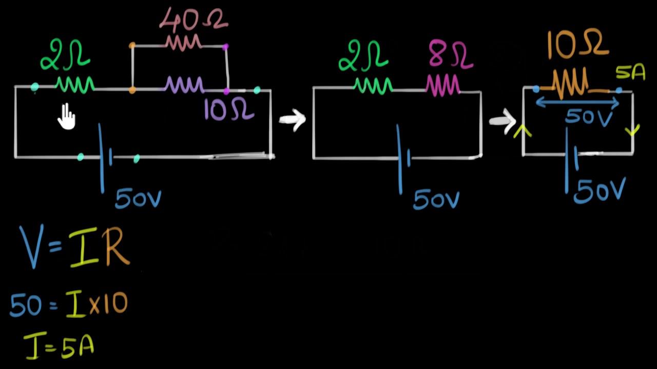 Parallel Resistor Online