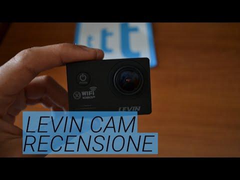 Levin Action Camera Demo Video 1080p @ 30fps: il test di Tariffando.it