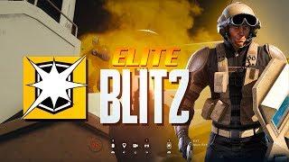 BLITZ ELITE UNIFORM - Rainbow Six Siege