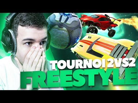 LE PREMIER TOURNOI FREESTYLE 2VS2 MONDIAL !🌌 (Azu'Freestyle S3) | Rocket League