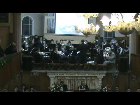 Curtici Craciun - Maranata Brass Band - Joy To The World & Deck The Halls & Guiding Star